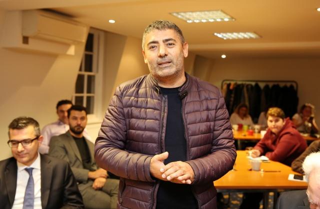 ATMB Başkanı Cafer Mahiroğlu konuklara hitabederek, Brexit'in Türkiye için de çok önemli olduğunu kaydetti. Bu ve benzeri etkinlikleri sürdüreceklerini belirten Mahiroğlu, programa katılan Ticaret Başmüşavirlerine teşekkür etti.