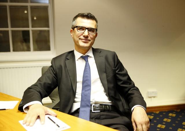 Londra Ticaret Başmüşaviri Hasan Murat Özsoy da programa katılanlar arasında yer aldı