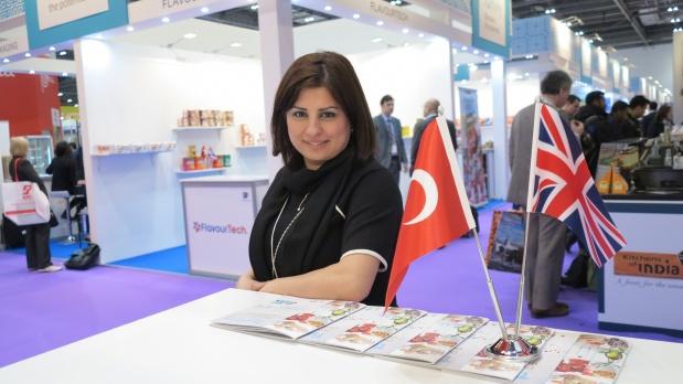 Londra Excel IFE Gıda Fuarı Türk Firma ve Katılımcılar