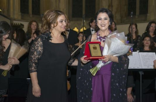 Melihat Gülses ile Londra'da 'Hoş Seda' Kadınlar Günü Konseri