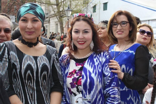 Nevruz - Bahar Bayramı Londra UCL Üniversitesi