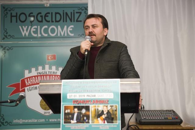 Kahramanmaraş Belediye Başkanı Fatih Mehmet Erkoç