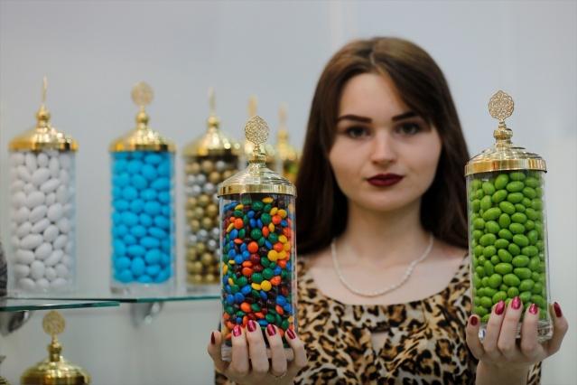 """Rus gıda ve içecek fuarı """"WorldFood Moscow"""" başladı Rusya'nın önde gelen fuarlarından """"WorldFood Moscow""""u yaklaşık 30 bin kişinin ziyaret etmesi bekleniyor"""