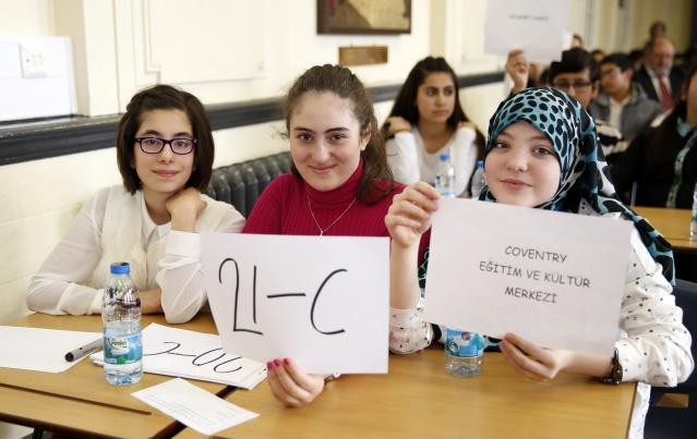 İngiltere Türk Dili ve Kültürü Okulları arasında geleneksel olarak düzenlenen 'Ali Rıza Değirmencioğlu Bilgi Yarışması' yapıldı.