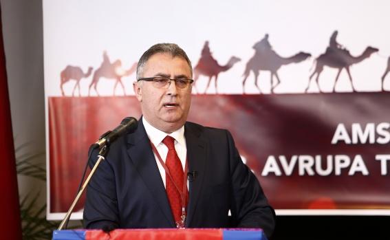 Drs. Veyis Güngör, Türkevi Topluluğu Başkanı