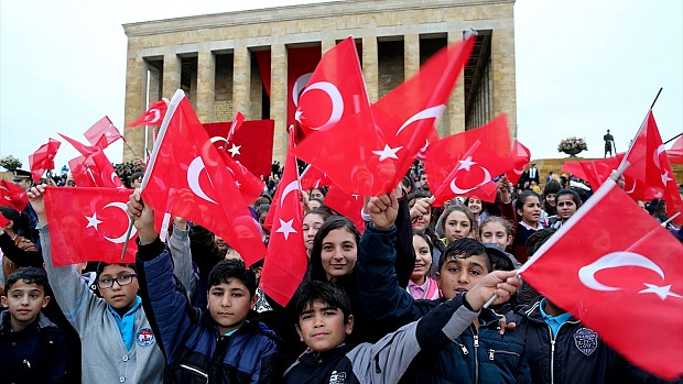 Cumhuriyet'in Kuruluşunun 94. Yılı Ankara Resmi Kutlamaları