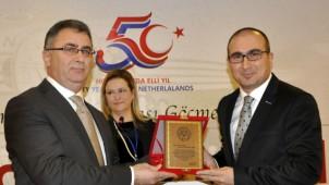 Hollanda Türkevi, 'Göçmenlikten Diasporaya Çalıştayı'