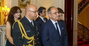 Londra Büyükelçiliği'nde 30 Ağustos Resepsiyonu