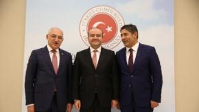 Avrupalı Türk Markalar Birliği, İstanbul Ödül Töreni