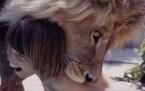 Evlerinde Aslanla yaşıyorlar!