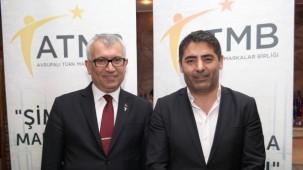 Avrupalı Türk Markalar Birliği Adnan Yıldırım Toplantısı