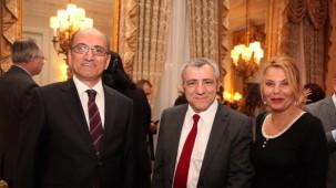 Büyükelçi Abdurrahman Bilgiç'in Gazeteciler Resepsiyonu