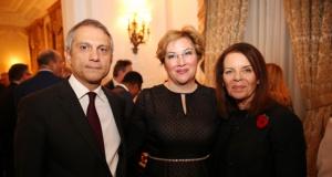 Cumhuriyet'in 95 Yılı Londra Büyükelçiliği Resepsiyonu