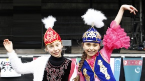 Londra Orta Asya Bahar Festivali 2018 - UCL Üniversitesi