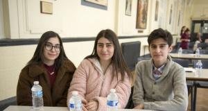 İngiltere Türk Okulları Bilgi Yarışması Londra'da Yapıldı