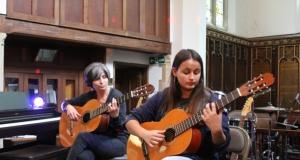 YoungEast Festival'de Genç Müzisyenlerin Performansları