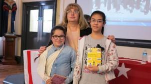 Londra Ali Rıza Değirmencioğlu Okulu Çanakkale Kutlama