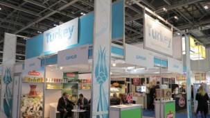 IFE Uluslararası Londra Gıda ve İçecek Fuarı Türk Firmalar