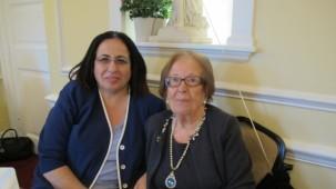 Eğitimci Akile Işın'a 90. Yaşgünü Kutlaması