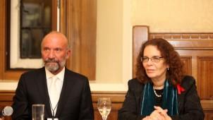YDÜ Kurucusu Suat İ. Günsel'in İngiltere Parlamentosu Konferansı