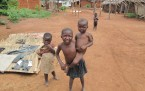 Orta Afrika'da sefalet