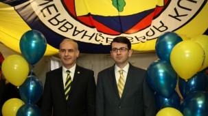 İngiltere Fenerbahçeliler Derneği Lokali Açılışı