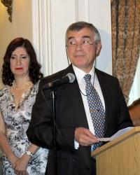 Londra Büyükelçisi Ünal Çeviköz Veda Resepsiyonu