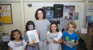 İngiltere Türk Aile Birliği Ali Rıza Değirmencioglu Türk Okulu Karne Töreni