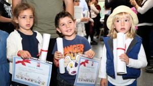 Ali Rıza Değirmencioğlu Türk Okulu Karne Töreni 2015