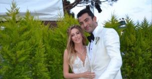 Sinem Kobal ile Kenan İmirzalıoğlu Düğünü