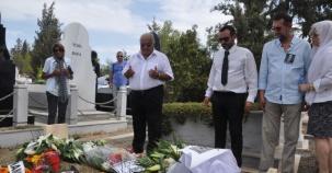 Zeren Safa KKTC'nin Başkenti Lefkoşa'da Toprağa Verildi