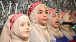 Said Nursi Cami ve Kültür Merkezi Londra Kutlu Doğum programı