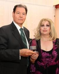 Londra 'Yılın Babası' Teoman Sırrı Ödül Etkinliği
