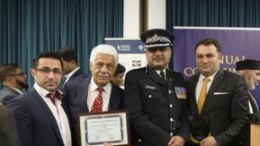 SOAS Üniversitesi ve Toplum Liderlik Vakfı Başarı Ödül Töreni