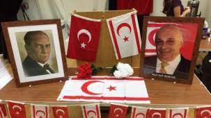 KKTC'nin 31. Kuruluş Yılı, Rauf R. Denktaş Türk Okulu Kutlama