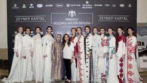 Zeynep Kartal, Anadolu Selçuk Kültür Defilesi Konya