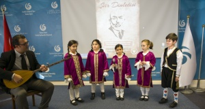 Londra, Mehmet Akif Ersoy adına şiir dinletisi etkinliği
