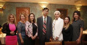 İngiltere Türk Topulumu Eğitim ve Gelişim derneği İftar Yemeği