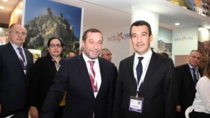 Dünya Turizm Fuarı 2014 Türkiye & KKTC Standları