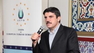 Prof. Dr. Yasin Aktay, UETD Londra Toplantısı