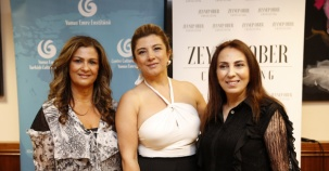 Londra Yunus Emre'de Art Meets Fashion Sergisi