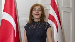 KKTC Londra Temsilcisi Büyükelçi Zehra Başaran'ın Ramazan Bayramı Resepsiyonu