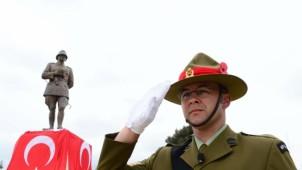 Prens Charles & Harry Çanakkale 100 Yıl Etkinliğnide
