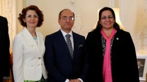 Londra Büyükelçiliği 30 Ağustos Resepsiyonu