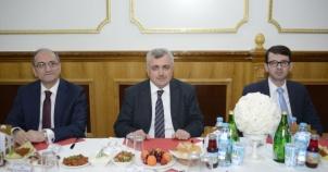 Süleymaniye Kültür Merkezi İftar Programı