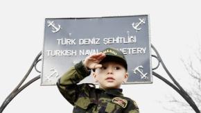 İngiltere'deki Türk Deniz Şehitliği, 18 Mart Çanakkale Şehitlerini Anma Töreni