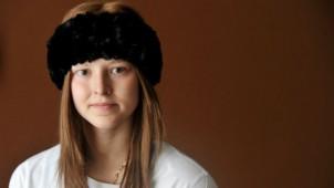 Kanserden ölen kızın yürek burkan sürprizi