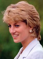 Prenses Diana Spencer
