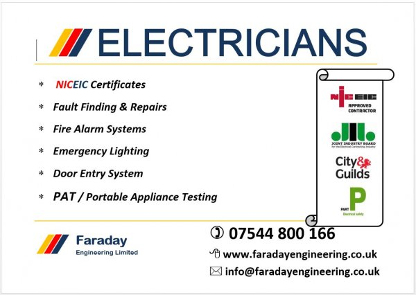 Faraday Engineering Ltd