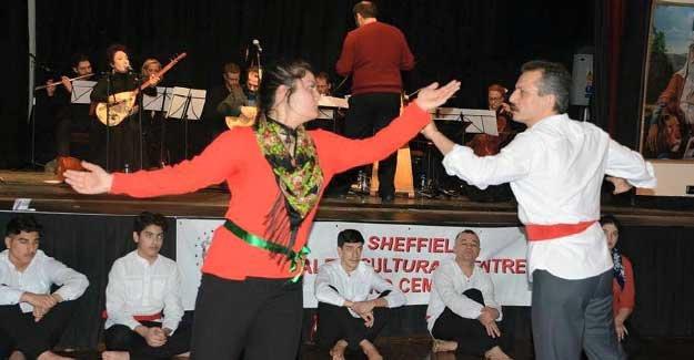 Sheffield Alevi Kültür Merkezi açılışı